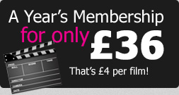 A Year's Membership for only £30